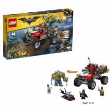 Конструктор LEGO Batman Movie Хвостовоз Убийцы Крока (70907)