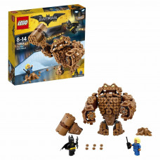 Конструктор LEGO Batman Movie Атака Глиноликого (70904)