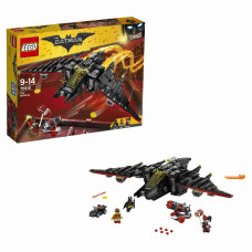 Конструктор LEGO Batman Movie Бэтмолёт (70916)
