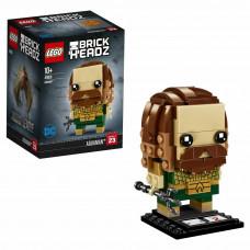 Конструктор LEGO Аквамен BrickHeadz (41600)