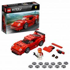 Конструктор LEGO Speed Champions Автомобиль Ferrari F40 Competizione 75890