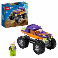 Конструктор LEGO City Great Vehicles Монстр-трак 60251