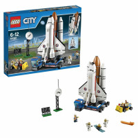 Конструктор LEGO City Space Port Космодром (60080)