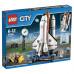 Конструктор LEGO City Space Port Космодром (60080)