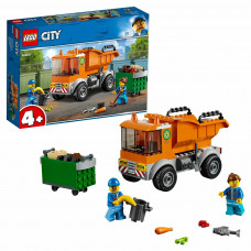Конструктор LEGO City Great Vehicles Мусоровоз 60220