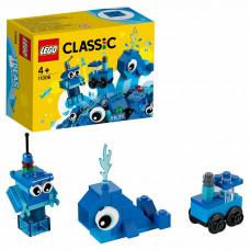 Конструктор LEGO Classic Синий 11006