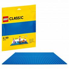 Конструктор LEGO Синяя базовая пластина Classic (10714)