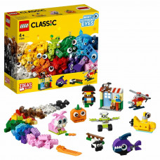Конструктор LEGO Classic Кубики и глазки 11003