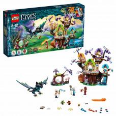 Конструктор LEGO Elves Нападение летучих мышей на Дерево эльфийских звёзд 41196