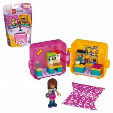 Конструктор LEGO Friends Игровая шкатулка Покупки Андреа 41405