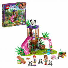 Конструктор LEGO Friends Домик для панд на дереве 41422