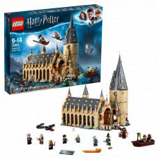 Конструктор LEGO Harry Potter Большой зал Хогвартса 75954