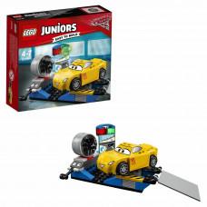 Конструктор LEGO Juniors Гоночный тренажёр Крус Рамирес (10731)