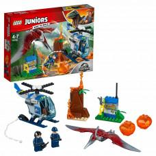Конструктор LEGO Juniors Побег птеранодона 10756