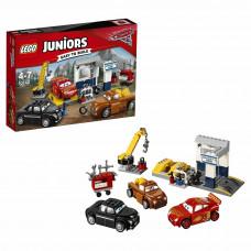 Конструктор LEGO Juniors Гараж Смоуки (10743)