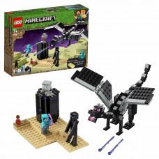 Конструктор LEGO Minecraft Последняя битва 21151