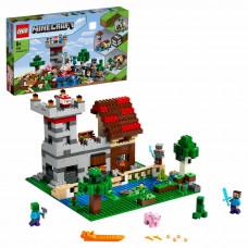 Конструктор LEGO Minecraft Набор для творчества 3.0 21161
