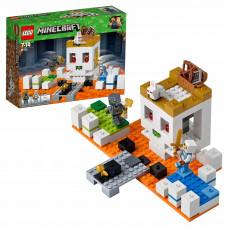 Конструктор LEGO Minecraft Арена-череп 21145