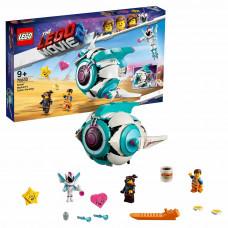 Конструктор LEGO Movie Падруженский Звездолёт Мими Катавасии 70830