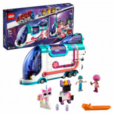Конструктор LEGO Movie Автобус для вечеринки 70828
