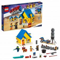 Конструктор LEGO Movie Дом мечты Спасательная ракета Эммета! 70831