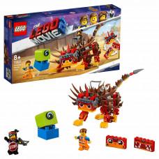 Конструктор LEGO Movie Ультра-Киса и воин Люси 70827