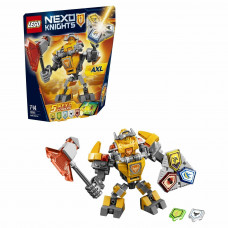 Конструктор LEGO Nexo Knights Боевые доспехи Акселя 70365