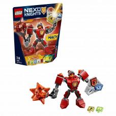 Конструктор LEGO Nexo Knights Боевые доспехи Мэйси (70363)