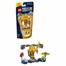 Конструктор LEGO Nexo Knights Аксель— Абсолютная сила (70336)