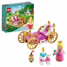 Конструктор LEGO Disney Princess Королевская карета Авроры 43173