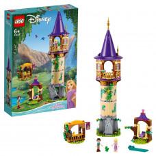 Конструктор LEGO Disney Princess Башня Рапунцель 43187