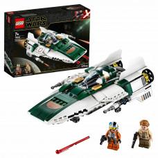 Конструктор LEGO Star Wars Episode IX Звездный истребитель повстанцев типа А 75248