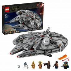 Конструктор LEGO Star Wars Episode IX Сокол Тысячелетия 75257