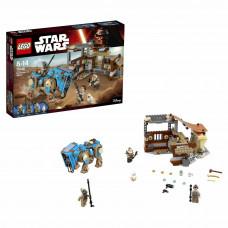 Конструктор LEGO Star Wars TM Столкновение на Джакку™ (75148)