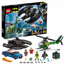 Конструктор LEGO DC Super Heroes Бэткрыло Бэтмена и ограбление Загадочника 76120