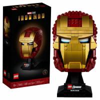Конструктор LEGO Super Heroes Шлем железного человека 76165