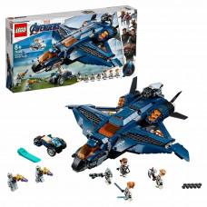 Конструктор LEGO Marvel Super Heroes Модернизированный квинджет Мстителей 76126