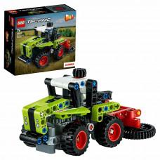 Конструктор LEGO Technic Mini Claas Xerion 42102