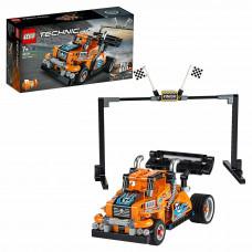 Конструктор LEGO Technic Гоночный грузовик 42104