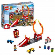 Конструктор LEGO 4+ Трюковое шоу Дюка Бубумса 10767