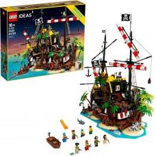 LEGO 21322 Ideas Пираты Залива Барракуды