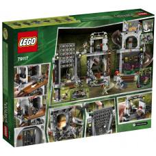 Lego Вторжение в логово черепашек Ninja Turtles 79117